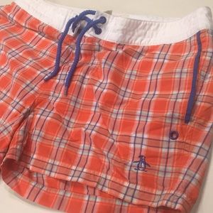 Penguin swim shorts 32